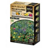 Kit cultivo Mix Flores Terrenos Secos