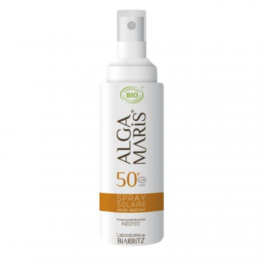Spray protettore viso & corpo SPF 50 Alga Maris, 125ml.