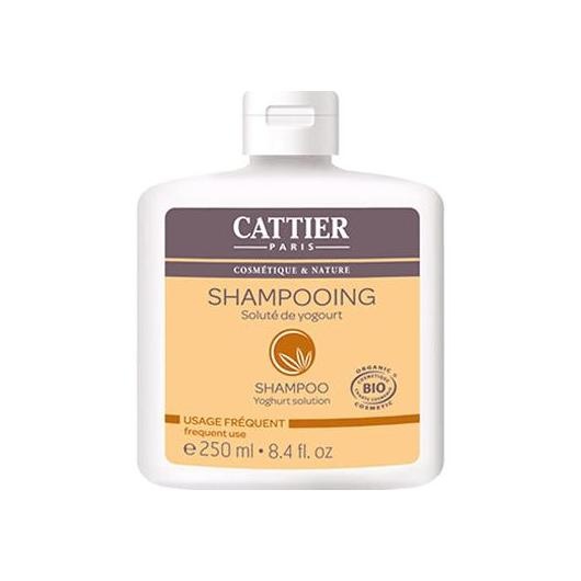 Shampoo uso frequente (yogurt) Cattier 250 ml