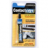 Colle de contact ContactCeys transparente 30 ml