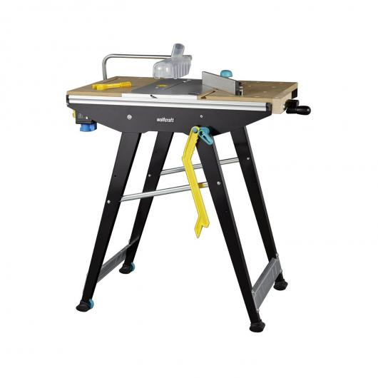 Table de travail Wolfcraft Master Cut 1500