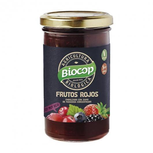 Compote de fruits rouges Biocop 260 g