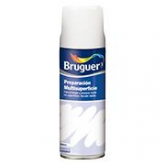 Preparación multisuperficie en spray fondo BLANCO Bruger 400 ml