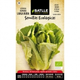 Graines bio de laitue romaine grosse blonde