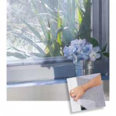 Kit moustiquaire polyester blanc WindowNet