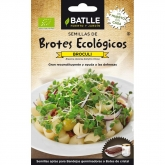 Graines à germer de brocoli bio