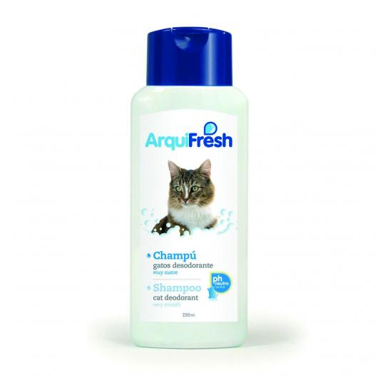 Shampooing pour chats 250 ml