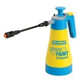 Pulverizador Spray & Paint compact Gloria, 1.25 L