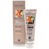 Crema color beige chiaro Age Protection Logona, 30ml