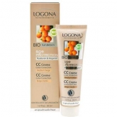 Crema color beige medio Age Protection Logona, 30ml
