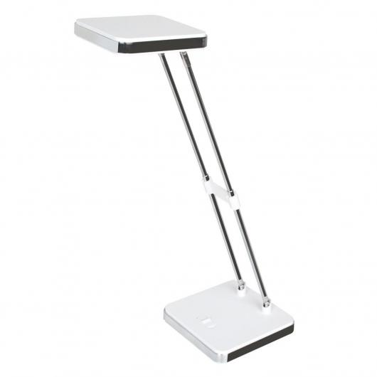 Lámpara de estudio LED Young extensible y plegable 2,5W Blanco Duolec