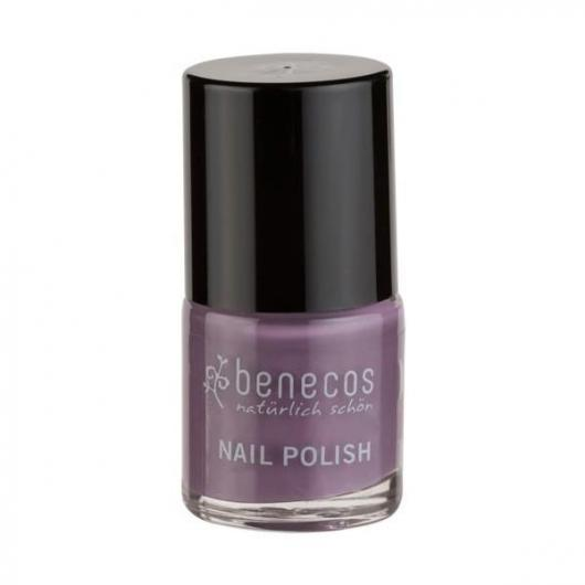 Vernis à ongles French Lavender Benecos, 9 ml