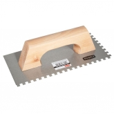 Plaina rectangular dentada de 270 mm Ratio